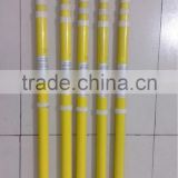 8-12M Telescopic Hot Stick/ Fiberglass High Voltage Operating Rod Stick MADE IN CHINA