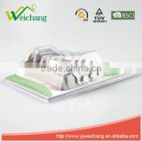 WCTS714-1 4 pcs stainless steel table cloth clip set promotional free sample table clip