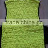 Ice vest made in china cooling vest for hot work weather
