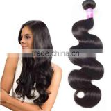 100% Unprocessed Original Brazilian Remy Human Hair, Wholesale 8A Grade Virgin Brazilian Hair