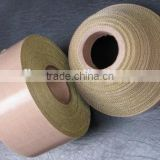 ptfe coated self adhesive fiberglass mesh fabric/ cloth;heat resistant;electrical insulation fiberglass cloth