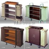 Housekeeping Cart,linen trolley,cleaning cart