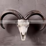 2015 best selling resin animal head wall decoration