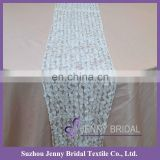 TR014C 2015 NEW Embroidery Sequin Table Runner