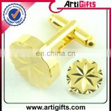 Good quality and low price metal cufflink manufacturer