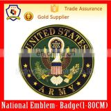 NEW Military Car Grill Emblem Badge - United States US Army Official Seal 3inch(HH-emblem-034H)
