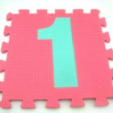 Play Interlock Eva Foam Puzzle Mat 31.5*183cm Colorful Durable