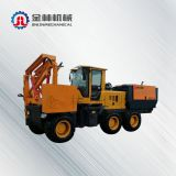 Pile Drilling Machine Digging Hole