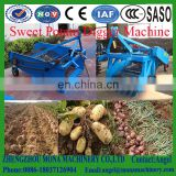 Tractor mounted potato harvester with manufacturer