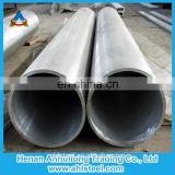 Stainless steel round pipe for food industry, construction, upholstery and industry instrument