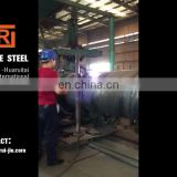 Hot sell din piling ssaw high quality spiral welded pipe in stock
