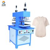 automatic T-Shirts label Embossing Machine