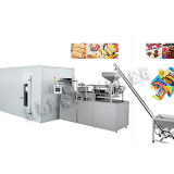 Chocolate Machinery Snickers Candy Bar Production Line