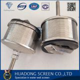 Stainless steel wedge wire screen nozzle/resin screen nozzle for water treatment