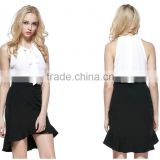 Fashion Women's Ruffles Design Summer Mini Skirt                                                                         Quality Choice