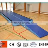 Inflatable air tumble track mattress,inflatable gym mat, inflatable air track mat for sales