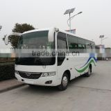 7.4m Rear engine 30 seats transportation bus /passenger bus sales good in africa