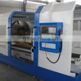 QK1327Small CNC Pipe Threading Lathe Machine Max.workpiece length 1500/3000mm