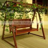 wooden swing designs outdoor hanging swing