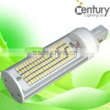 600LM Taiwan Everlight SMD3528 g24 led bulb