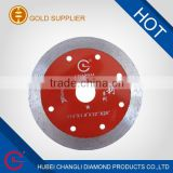 "4""diamond saw blades- wet cutting"