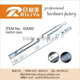 Hot sale factory price of drawer runner ball bearing slide