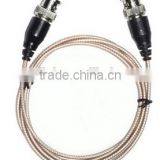 RF connector, BNC cable assembly for high frequency communication
