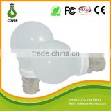 New Product e27 b22 led bulbs smd2835 Episatar china famous ceramic led bulbs 9w b22 cap
