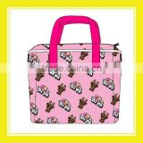 Top Product Bros Bros Dream Nappy 100% Polyester Pink Nappy Bag