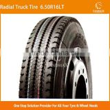 6.50R16LT Used Semi Truck Tires For Sale