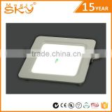 Big bright stained glass square offroad led spot ceiling light bar lamp
