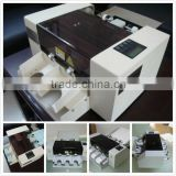 2) A3 plus automatic business card cutter machine , business card cuting machine, business card slitting machine