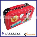 Custom paper suitcase box luggage box for candy packaged                                                                         Quality Choice