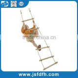 Original Toy Company Rope Climbing Ladder for Kids                                                                         Quality Choice