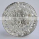 Bubble Glass Knob