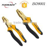 non sparking combination & universal pliers , lineman 's pliers,al-br safety tools