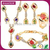 Best Sale Jewelry Tassel Heavy Jodha Bridal Kundan 7Pc Dulhan Necklace Set