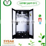 Hydroponics Indoor Growing System All In One Vegetable Cabinet air lock container air box hydroponic