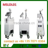 MSLDL01-M China Manufacturer Laser Diode Hair Removal Machine/808nm 0-150J/cm2 Diode Laser Hair Removal Machine Permanent Hair Removal Women