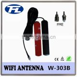 (China supplier) adhesive mounting 100MHz band width telecommunication wifi antenna