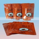 zip lock plastic packaging food packaging for nuts disposable plastic fast food packaging container
