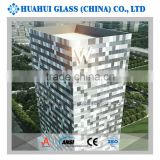 commercial building facade glass window insulated glass with CE, ISO, CCC, ANSI certification