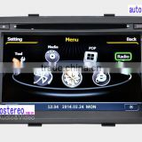 Car GPS Navigation Car DVD Player multimedia car audio mp3 player with Bluetooth forKIA Sorento