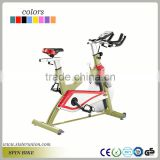 Home Fitness Cardio Weight Loss Machine Indoor Spin Bike with 15KGS Flywheel