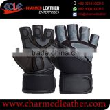 heavy duty Power Grip Gym Training Gloves / Gel Padding weight lifting Gloves /Fitness GLOVES