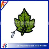 hanging paper card air fresheners used in car