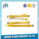 2 years warranty from USA with ISO9001:2008 customized hydraulic hoist cylinder