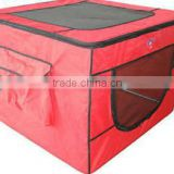 Pet Dog House Play Exercise Pen Yard Soft Tent Crate