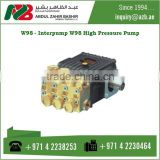 INQUIRY about Interpump W98 High Pressure Pump 50 Series Triplex - Male Shaft