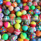 Cheap bulk bouncing ball for vending machine business